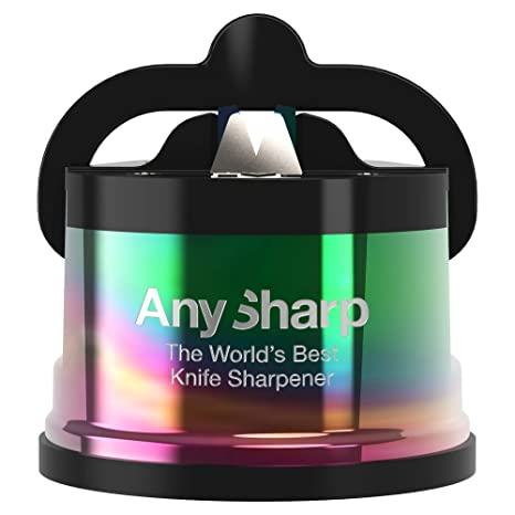 Amazon.com: AnySharp Pro - Afilador de cuchillos: Home & Kitchen