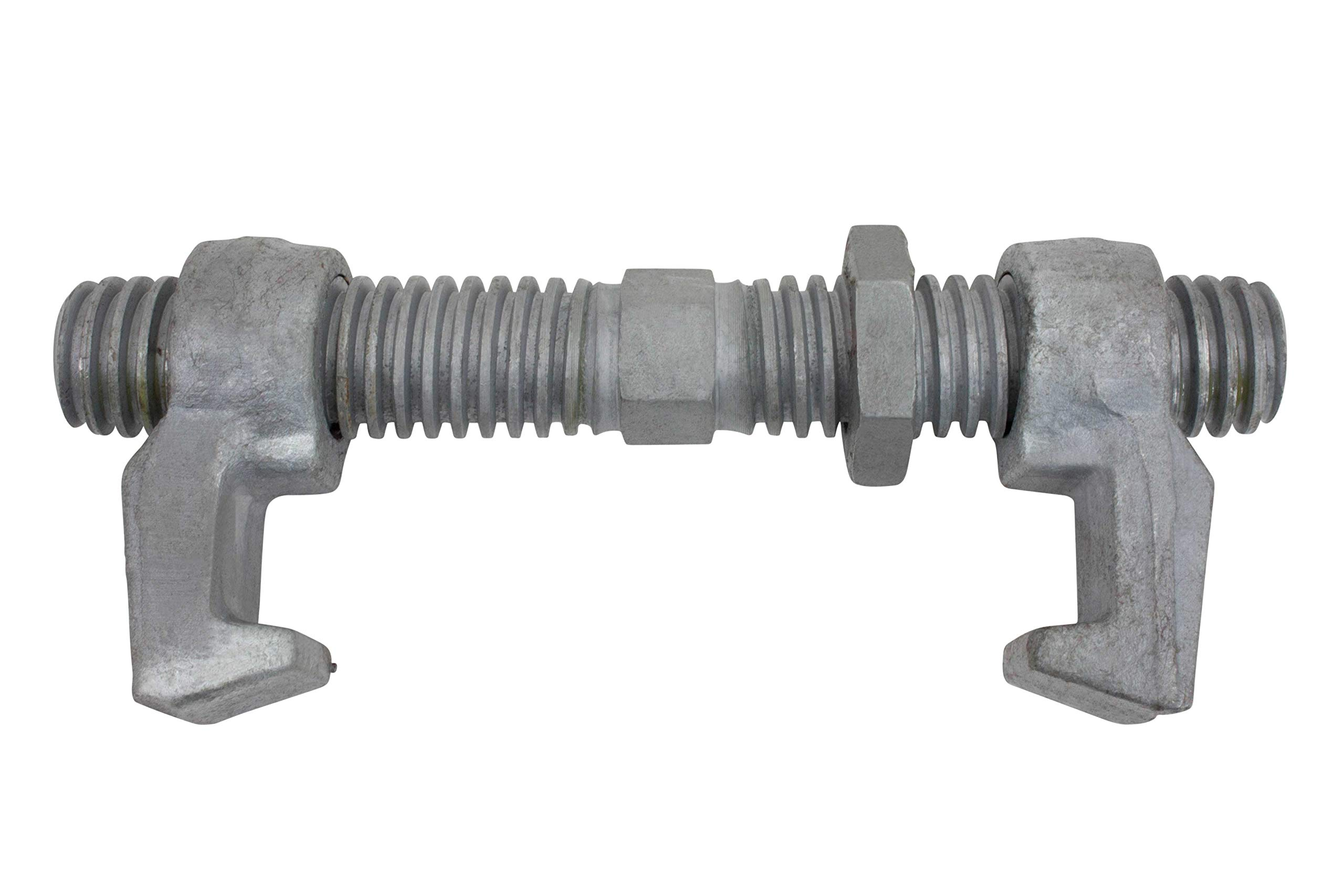 SEA Rail Shipping Container Bridge Fittings Clamp- 260 mm Clamp, Brand New (1 - Pack) by Mytee Products