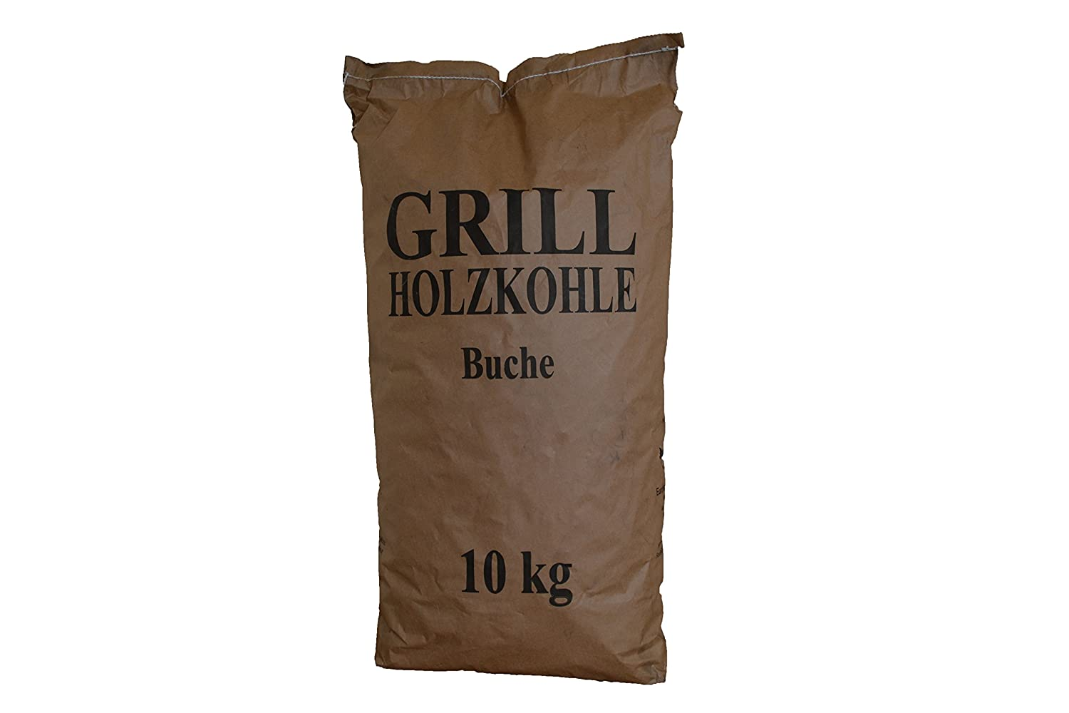 10 kg Barbacoa Carbón Vegetal Carbón vegetal (haya): Amazon ...