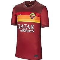 NIKE Roma M Nk BRT Stad JSY SS Hm T-Shirt Hombre