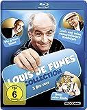 Louis de Funes Collection [Blu-ray] [Import anglais]