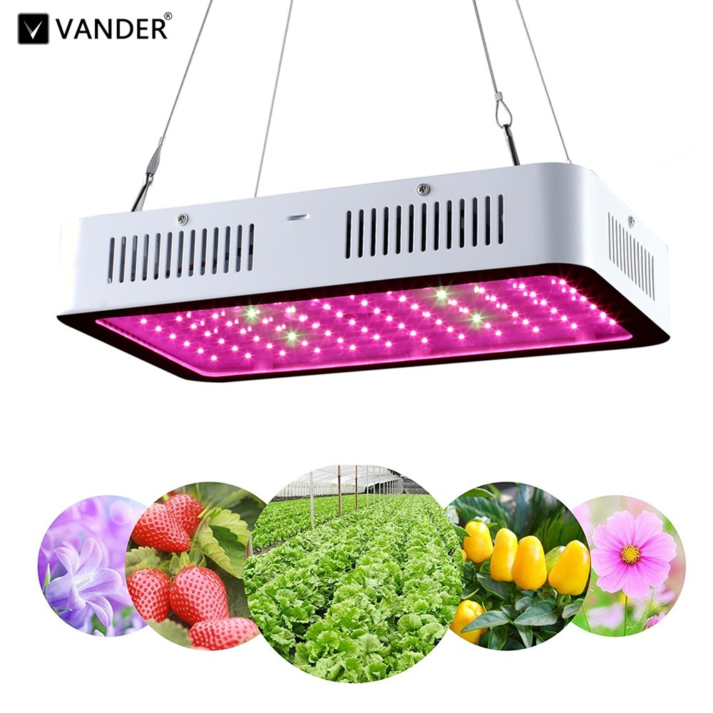 Amazon.com : 600W LED Professional Grow Light Lamp Full Spectrum ...