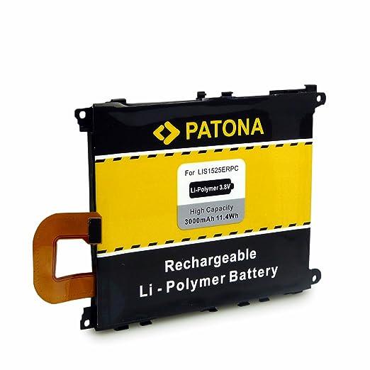 4 opinioni per PATONA Batteria LIS1525ERPC per Sony Xperia Z1 LT39h L39h C6902 C6903 C6906