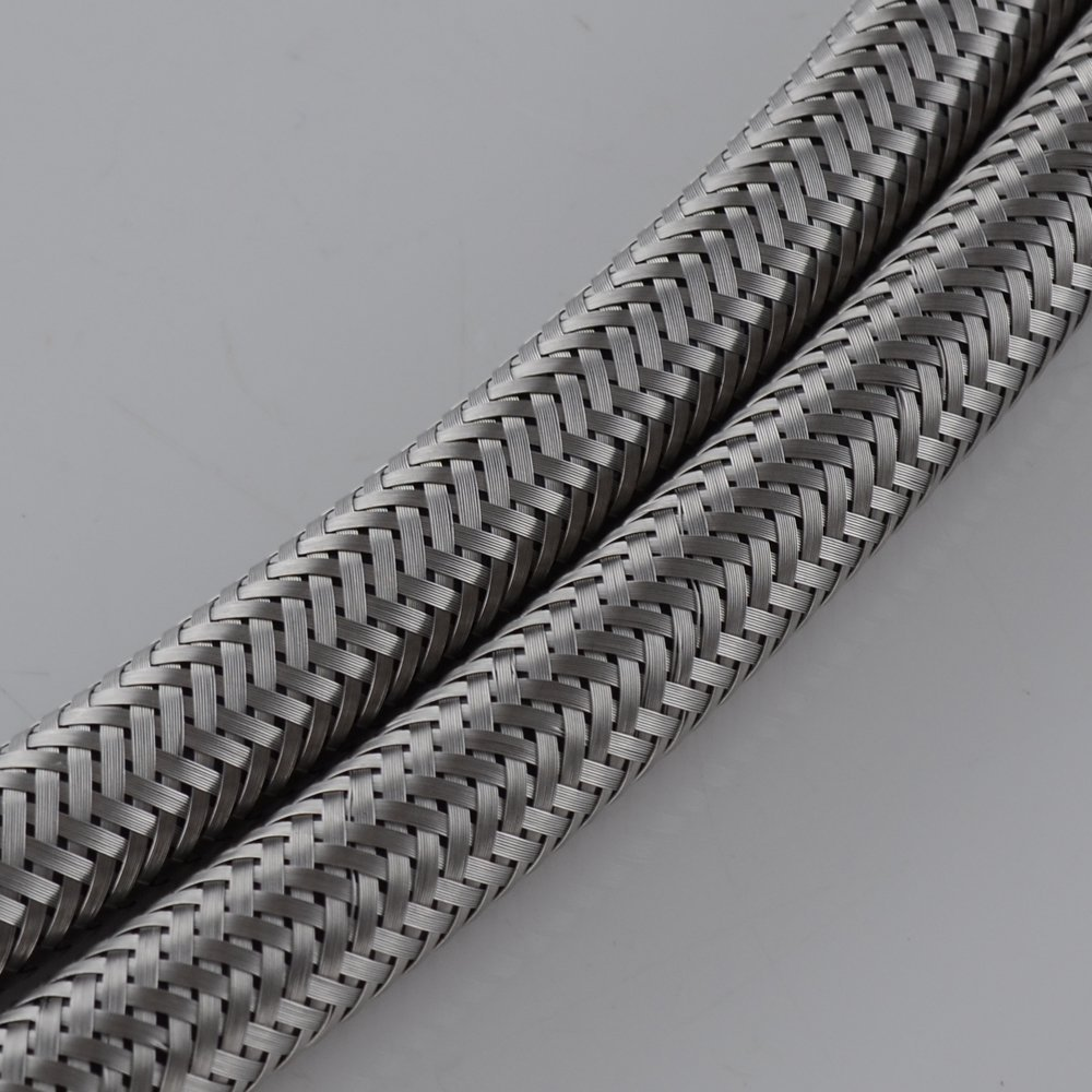 32-Inch Faucet Connector Braided Stainless Steel Supply Hose 3//8-Inch x M10 Male