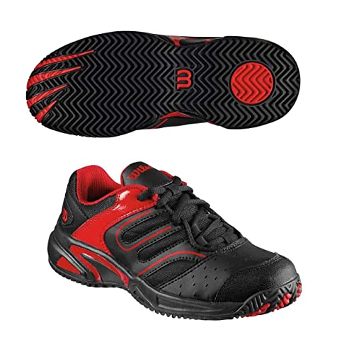 Wilson - Zapatillas pádel Junior Tour construkt, Talla 38, Color ...