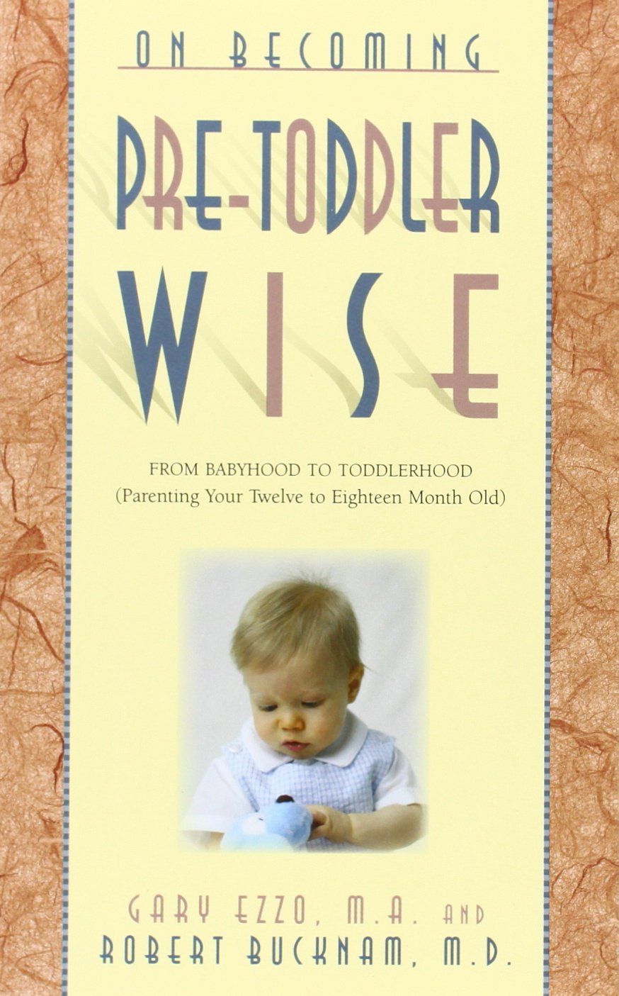 Becoming Pretoddlerwise Babyhood Toddlerhood Parenting product image