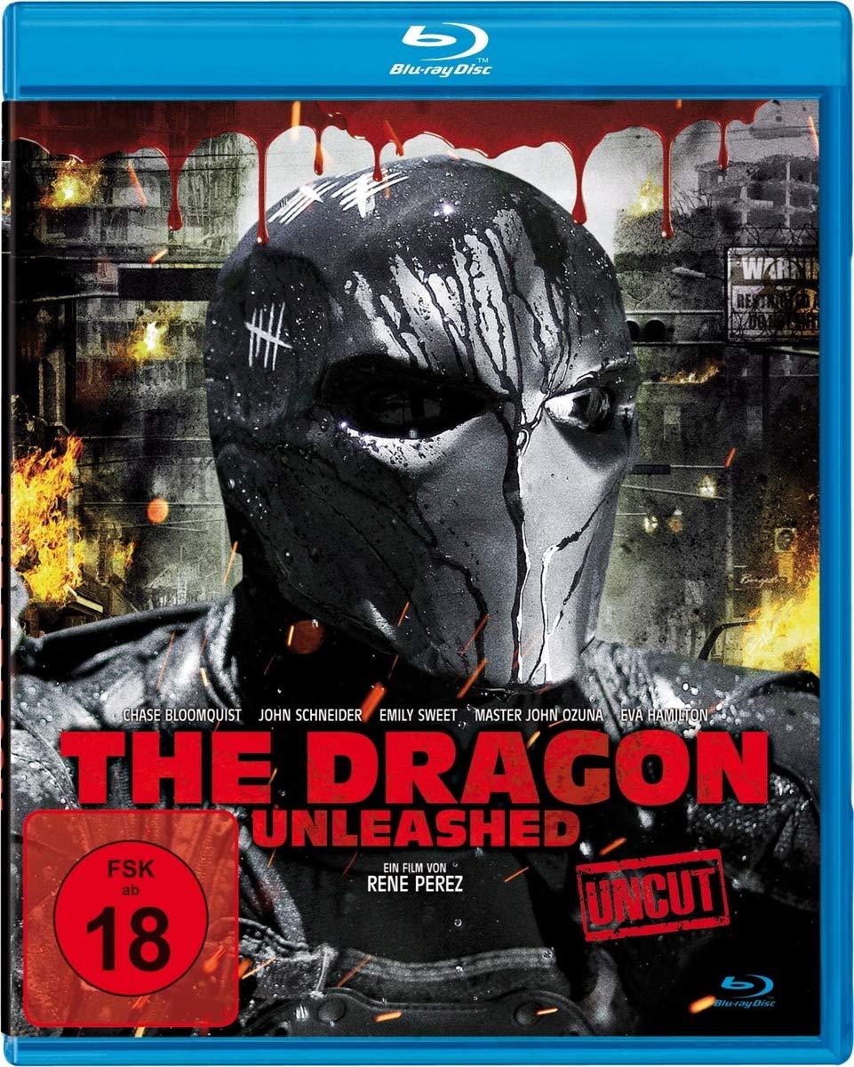 The Dragon Unleashed - Uncut Edition Alemania Blu-ray ...