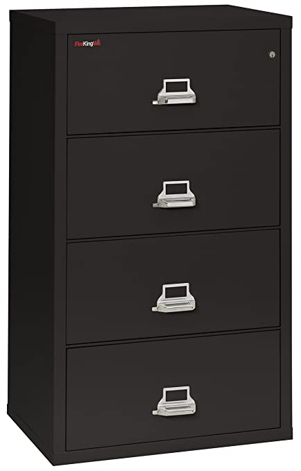 Merveilleux Fireking Fireproof Lateral File Cabinet (4 Drawers, Impact Resistant,  Waterproof), 31u0026quot