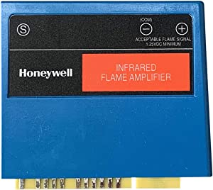 Honeywell R7848A1008 Flame Amplifier Infrared for the 7800 Series relay modules