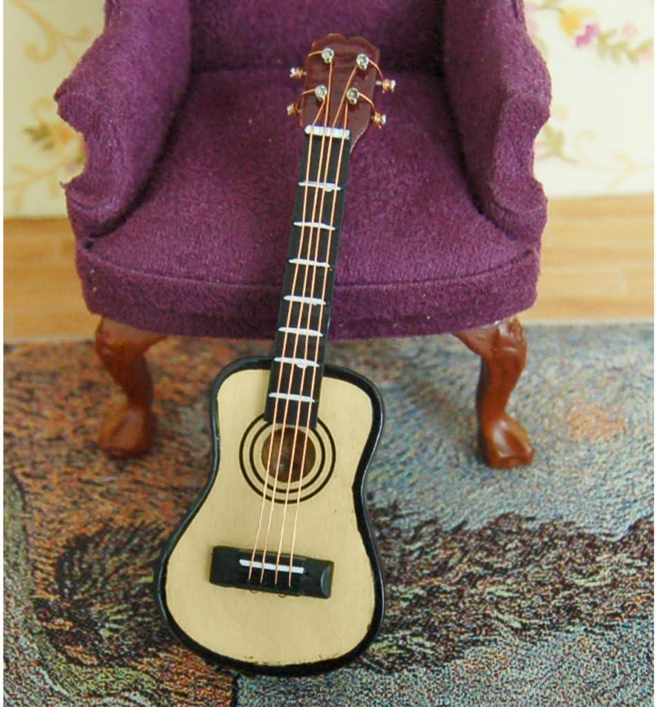 tfxwerws novela Casa de muñecas Decor 1/12 miniatura instrumento ...