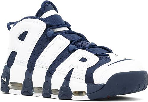 NIKE Air More Uptempo, Zapatillas de Baloncesto para Hombre ...