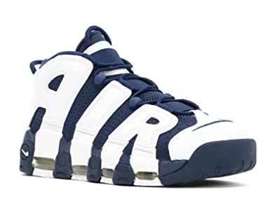 52a30a35a2 Nike Men's Air More Uptempo Basketball Shoes: Amazon.co.uk: Shoes & Bags