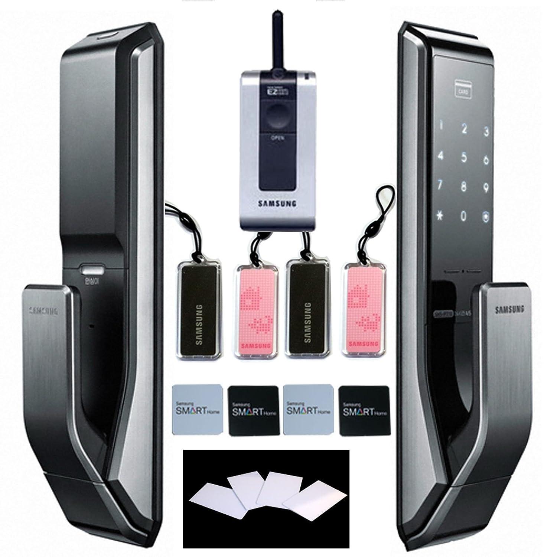 SAMSUNG SHS-P710, Digitales Türschloss schlüsselloses touchpad EZON Sicherheit thumbnail