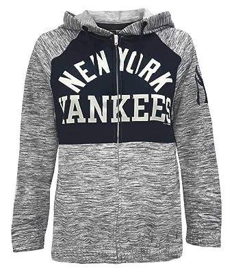 promo code c05f6 efc5b Amazon.com: New Era Women MLB New York Yankees Full Zip ...