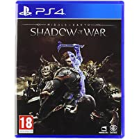 Warner Bros Middle-Earth: Shadow of War (PS4)