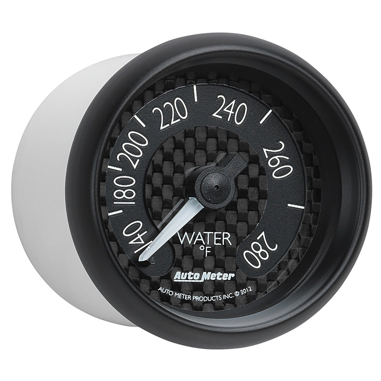 Auto Meter 8031 GT Series Mechanical Water Temperature Gauge by Auto Meter (Image #6)
