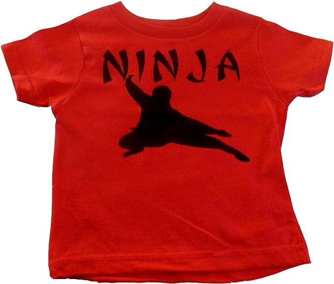 Custom Kingdom Boys/Girls Ninja T-Shirt