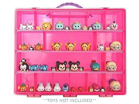 Amazon.com: Tsum Tsum Mini Toys Carrying Case - Stores Dozens Of ...