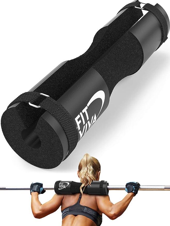 Barbell Pad Squat Sponge Schulterstütze Fitness Gewichtheben Schutz A1O1 N4U7