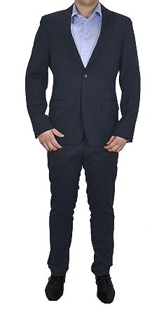 Slim Fit - Traje de hombre de la marca Kaiser en negro o ...