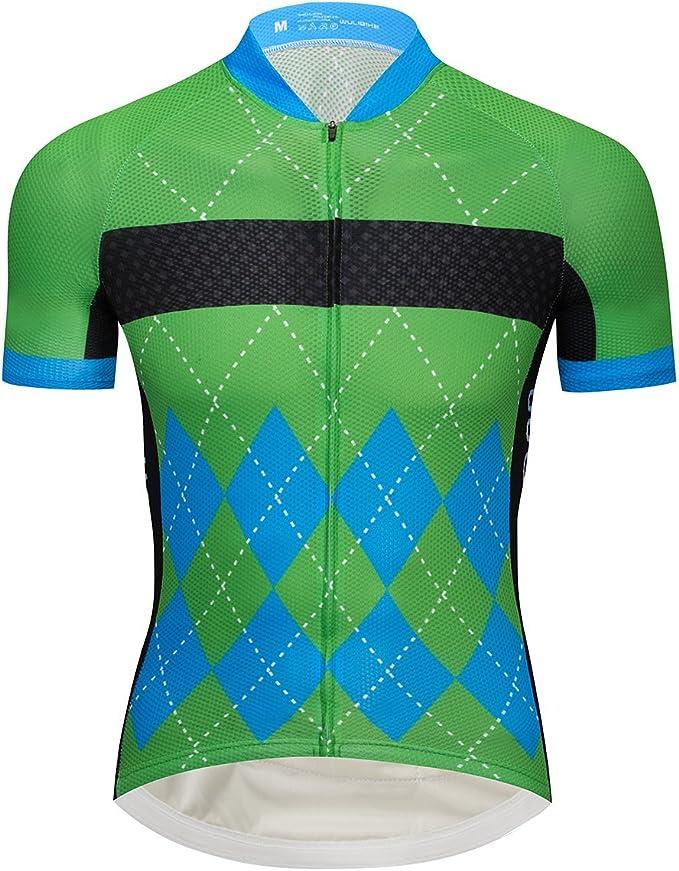 Logas Herren Radtrikot Kurzarm Bike Shirts Und Tragerhose Set Sportbekleidung Amazon De Bekleidung
