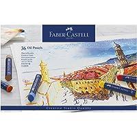 Faber-Castell 5188127036 Creative Studio Yağlı Pastel Boya, 36 Renk
