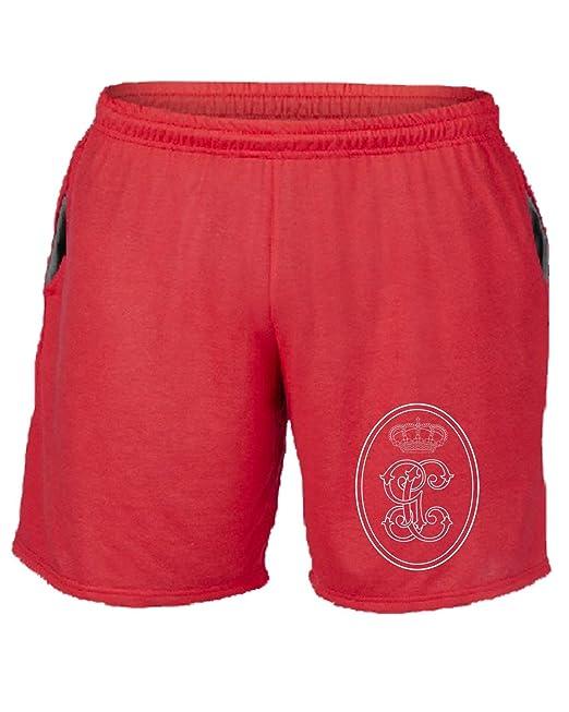 T-Shirtshock - Pantalones deportivos cortos TM0290 Guardia Civil spagna, Talla S