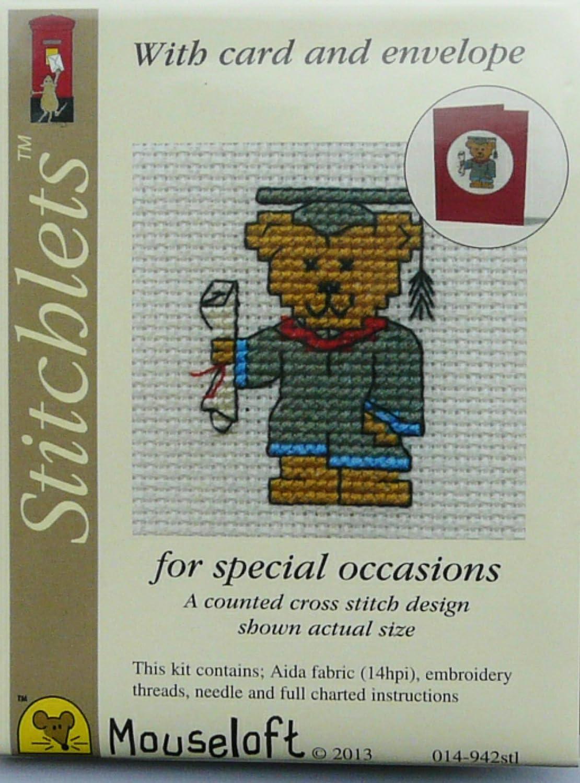 Christmas Eve Owl Stitchlet  by Mouseloft no card
