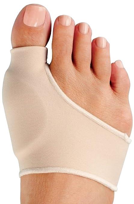 Medipaq Gel Big Toe Protector de juanetes - Obtener alivio del dolor de juanetes, ampollas