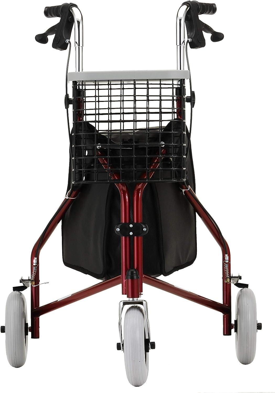 Amazon.com: NOVA Traveler - Andador con 3 ruedas, 4900RD ...