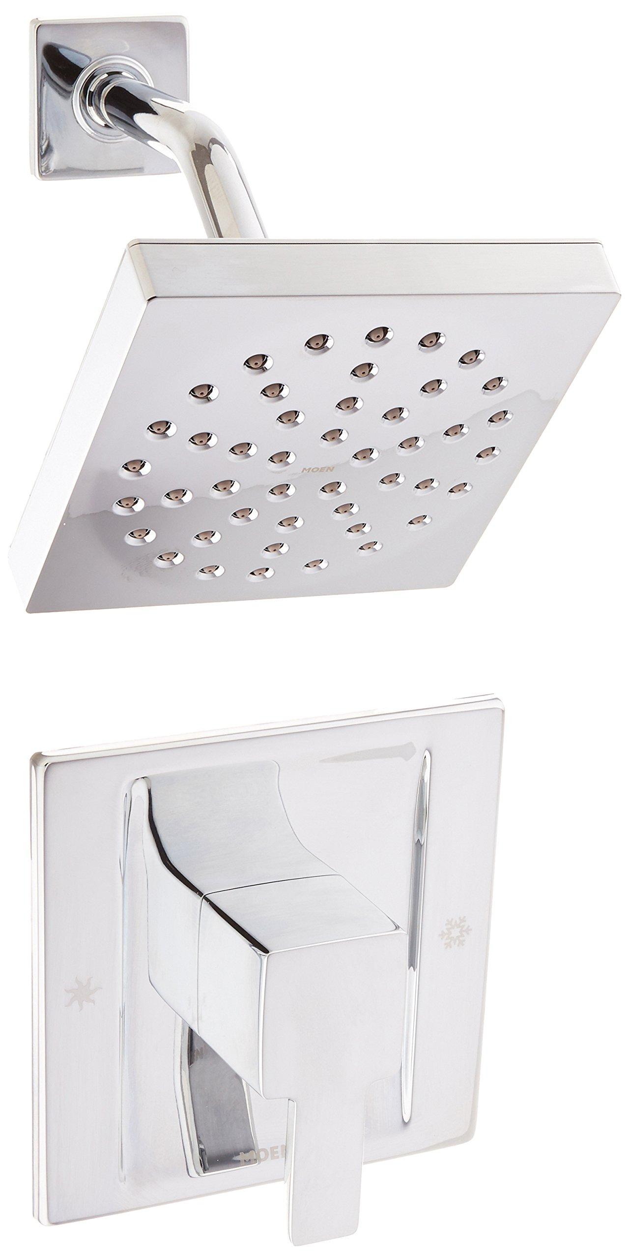 Moen TS3715 90 Degree Moentrol Shower Set without Moentrol Shower Valve, Chrome