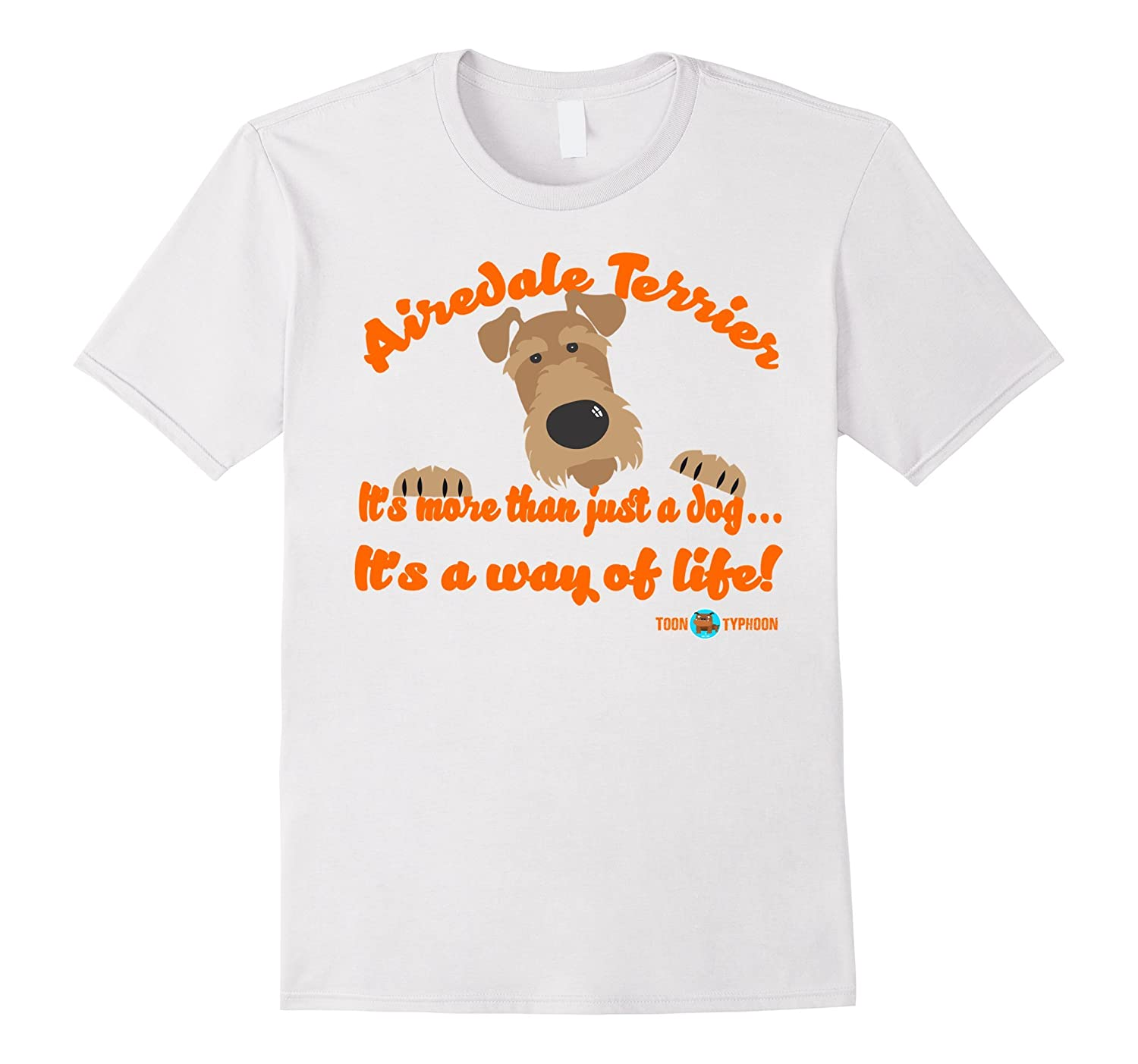 Airedale Terrier Shirt | It's more than just a dog...-Art