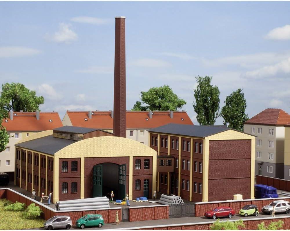 Auhagen 14475 Factory Building Modelling Kit