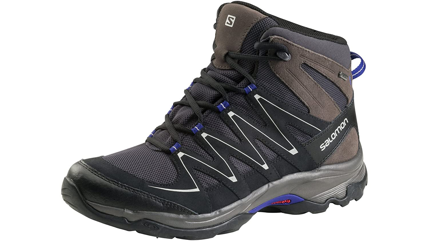 newest collection in stock autumn shoes Salomon Trekking & Hiking Boots Buckley Mid Gtx Ii M Asphalt ...