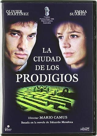 La Ciudad De Los Prodigios [DVD]: Amazon.es: Olivier Martínez ...