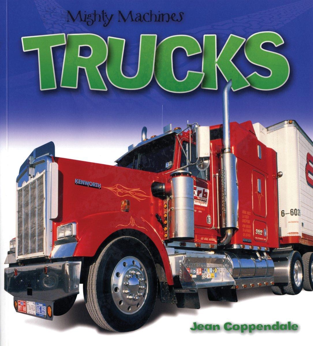 Trucks (Mighty Machines) PDF