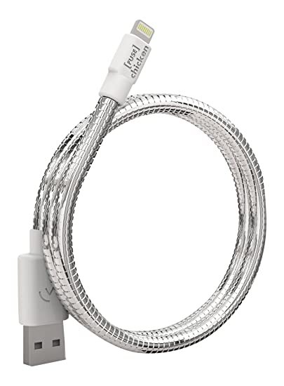 71%2BssJdg0ZL._SY550_ amazon com fuse chicken titan travel lightning cable mfi certified