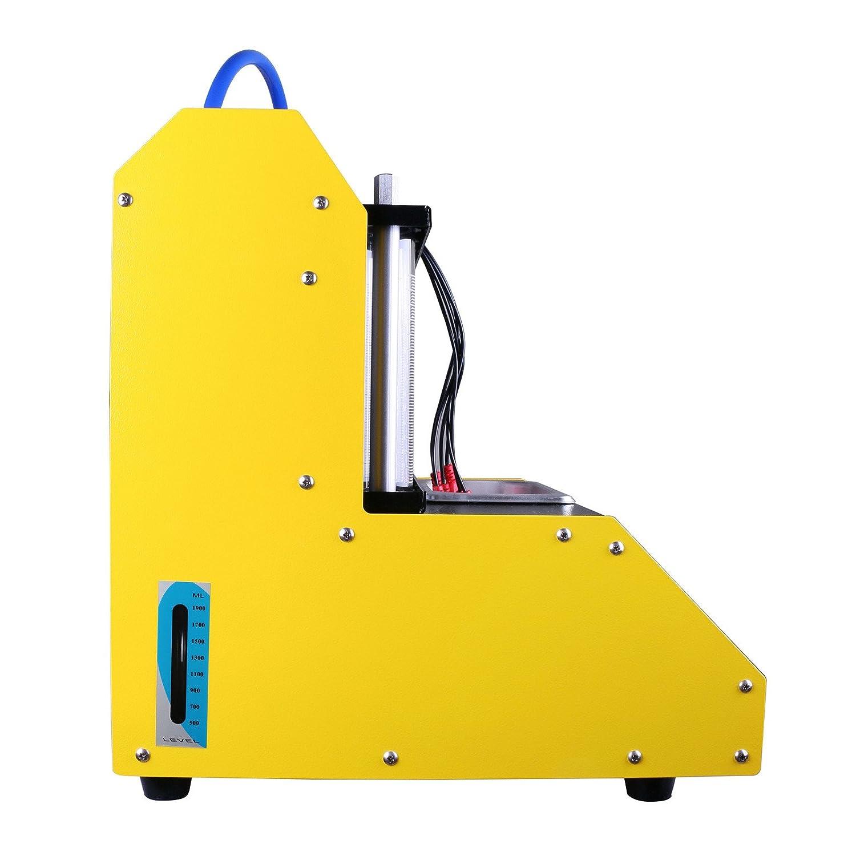 Autool CT-200 6/4 cilindro coche Auto inyector comprobador de limpieza ultrasónica Máquina 110 V apoyo motocicleta combustible herramientas de limpieza: ...