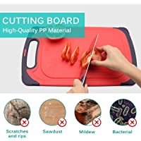 Gemitto 2 in 1 Defrosting Cutting Board