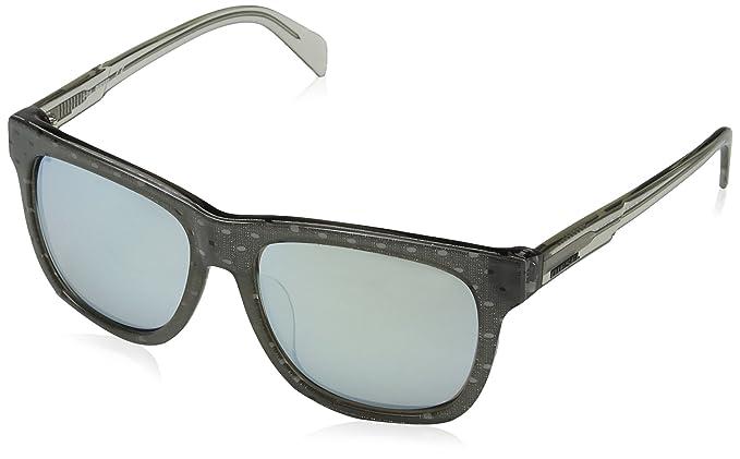 Diesel Butterfly Eye, Gafas de sol para Mujer, Gris (Grigio ...