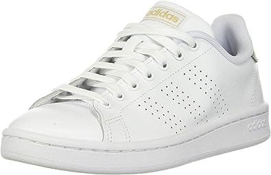 obtener Contribuir toxicidad  Adidas Cloudfoam Advantage Cl Tenis para Mujer: Adidas: Amazon.com.mx: Ropa,  Zapatos y Accesorios