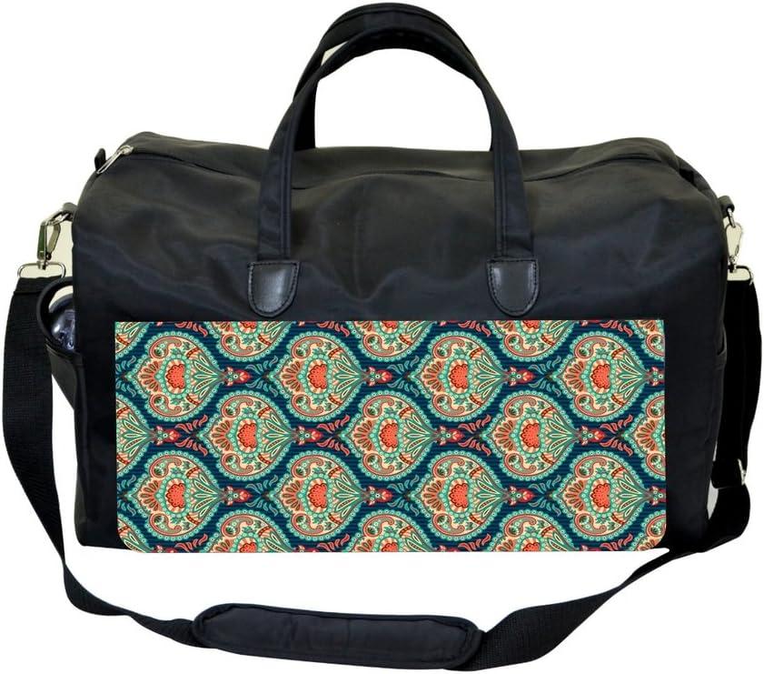 Ornate Paisley Design Sports Bag