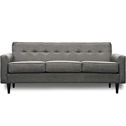Amazon.com: SoCal Sofa Factory Mid Century Modern Sofa ...