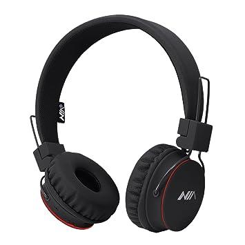 Over Ear Auriculares Inalambrico Bluetooth Rymemo Manos Libres Bluetooth Oreja Plegable Audi Niños Auriculares con Microfono (BT TF Card FM Radio Audio ...