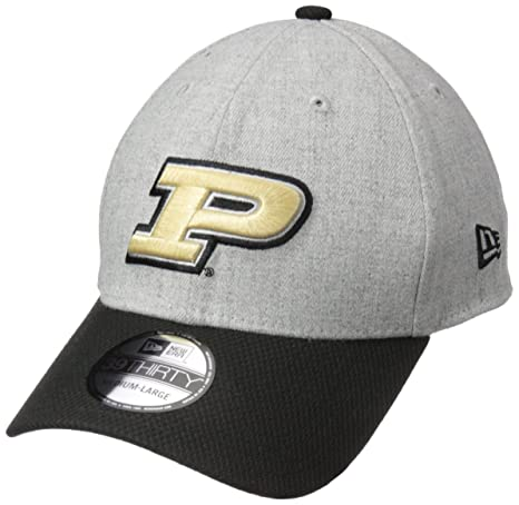 587ca4a89c8 Image Unavailable. Image not available for. Color  New Era NCAA Purdue  Boilermakers Adult Change Up Redux 39THIRTY Stretch Fit Cap ...