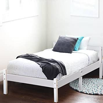 3 Ft Pine Wooden Bed Frame Single Bed 90cm 190cm For Children Or