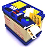 12 Volt Replacement Battery for Ballard Pacifc MegaTredz Motion Trendz Dumar