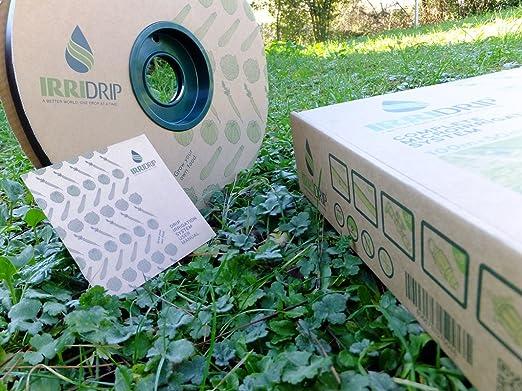 Irridrip - un sistema completo de riego por goteo para huertos ...