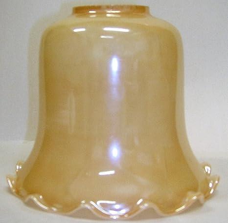 Limelighting Ámbar de Cristal para Muelle de Repuesto Clips