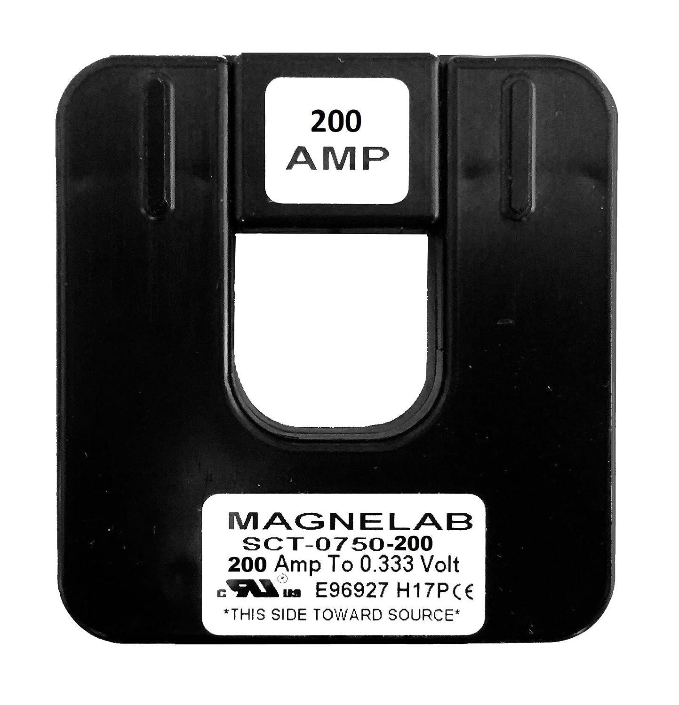 Magnelab SCT-1250-400  AC Current Transformer Sensor Split Core Amps Conductor